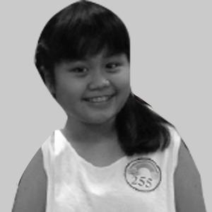 Đặng Châu Giang, học sinh lớp Summit Junior