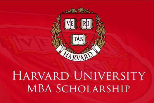 học bổng MBA Harvard