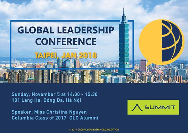 Ngày thông tin về Hội nghị Lãnh đạo trẻ Quốc tế - Global Leadership Conference
