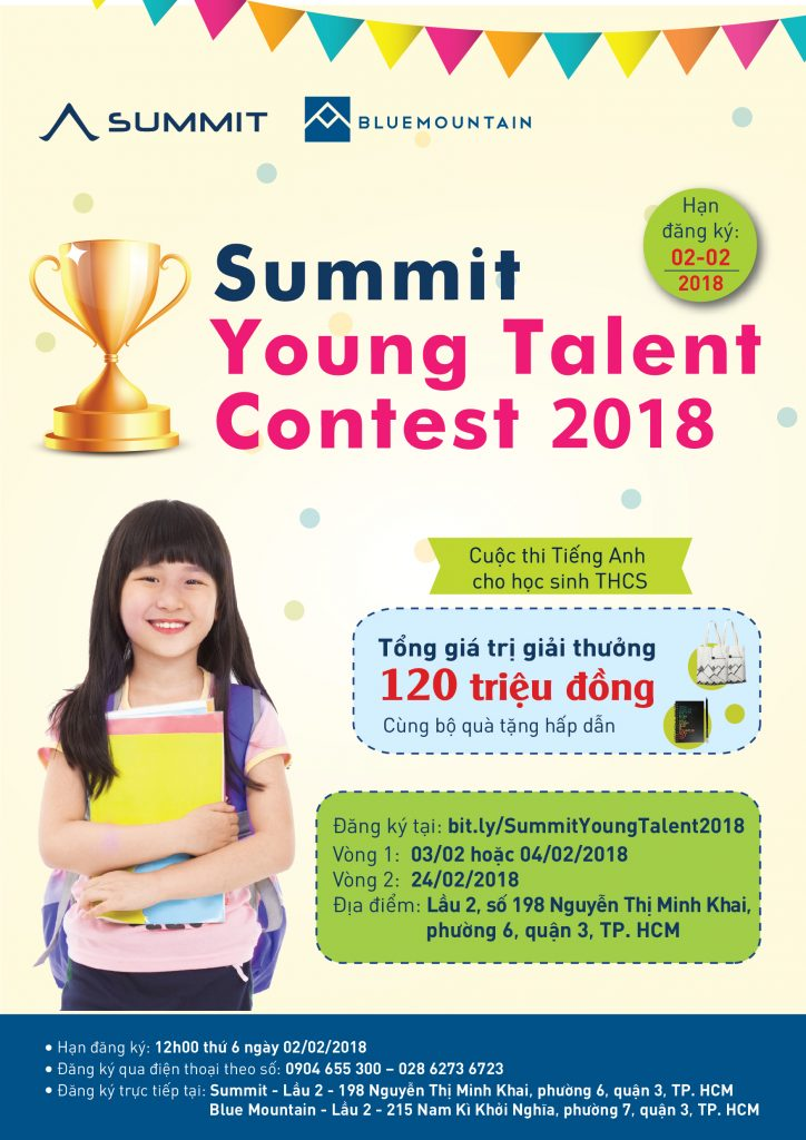 Summit Young Talent Contest 2018