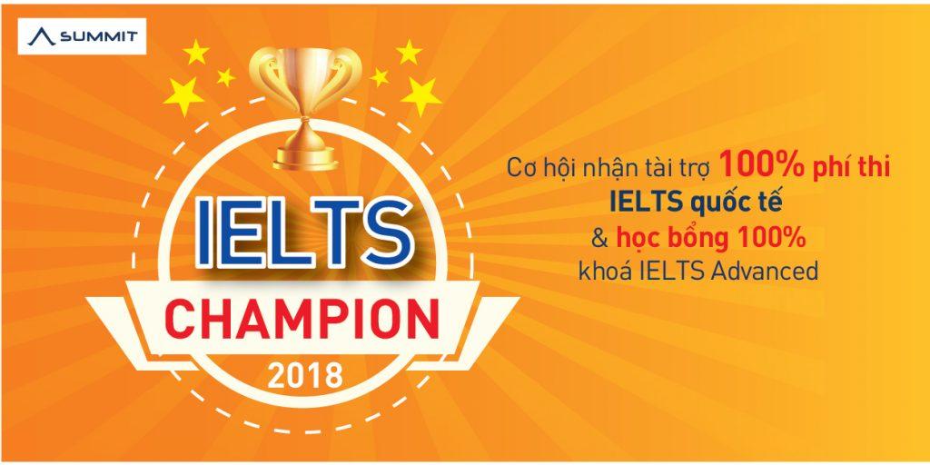 summit ielts champion 2018