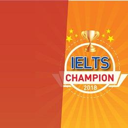 ielts champion 2018